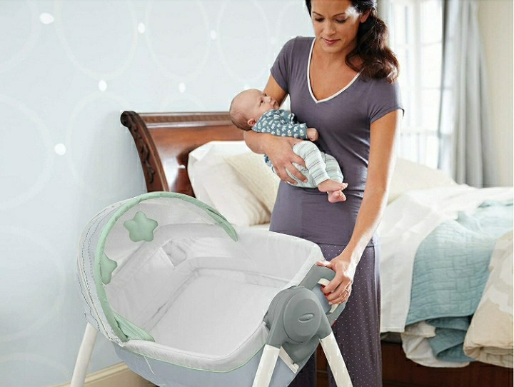 Graco dream suite Bassinet changing table